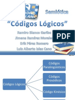 Códigos Lógicos
