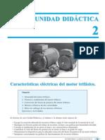 Ejercicios de Potencia Caracteristicas Electricas Motores