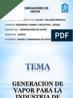 Generadores de Vapor Parte 1, 2011[1]