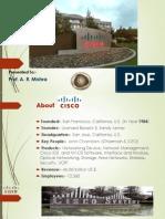 CISCO Supply Chain