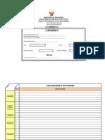 Registro Evaluación de Aprendizajes 2006