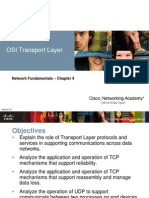 Chapter 4 OSI Transport Layer