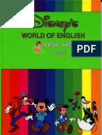 Disney's World Of English II (Curso De Inglés Para Niños - 12 Libros)