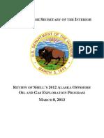 Shell Report 3-8-13 Final
