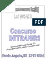 EXERCÍCIOS DA LEI 9784-99 PROCESSO ADM DISCIPLINAR