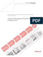 A Guide to Creating Shareholder Value