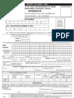 Inter Exam Form Jun2013