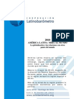 Cooperacion en America Latina