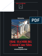 Central Cone Silos Structural