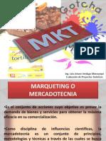 EVALUACIÓN DE PROYECTOS TURÍSTICOS (mkt)