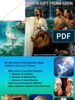 1st Quarter 2013 Lesson 11 Powerpoint