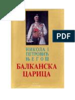 Nikola I Petrović Njegoš - Balkanska carica