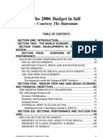 Budget 2006