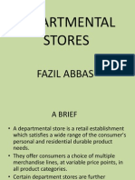 50437852 Departmental Stores