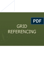 grid referencing
