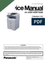 DP-1820_1520 Service Manual