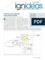26011-Potentiometer Calibrates Photodiode Amplifier PDF