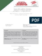 Fracturas de Cadera