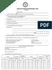 PF Withdrawal Form - 19