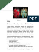 Adat Istiadat Perkawinan Melayu Riau