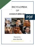 The Encyclopedia of Anwar Ibrahim