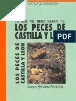 Los Peces de Castilla y Leon