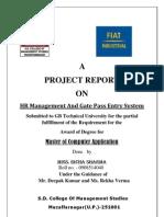 Project MCA