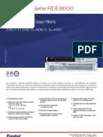 RDE9000 Ds Es