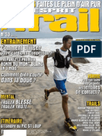 Esprit Trail - avril 2013