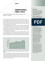 Trends in international arms transfers, 2012