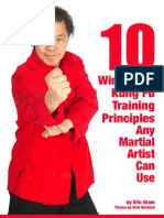 Wing Chun Principles Guide