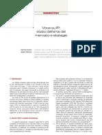 VOIP-stato dell'arte del mercato e strategie - 2004.2