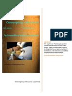 Otolaryngology Online Journal Faciomaxillary Trauma an Update