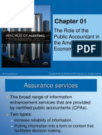 The Role of the Public Accountant in the American Economy