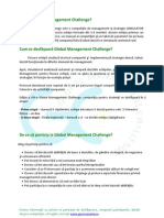 Ce Este Global Management Challenge - Ptr Studenti