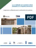 Diagnóstico y propuesta para la estimación de la pobreza - web