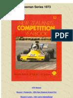 Tasman Series 1973 Full Season