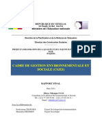 Rapport Final CGES PAQEEB2