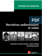 Francisco García y Mario Rajas - Narrativas audiovisuales, El relato