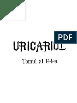 Th  Codrescu - Uricarul, Vol 14 (1432-1889)