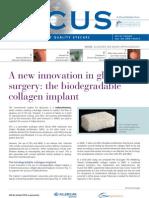 Recent Advances Glaucoma Implants