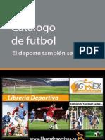 Futbol Catalogo Libros