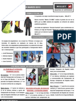 Newsletter Marzo 2013
