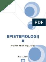 Epistemologija, skripta