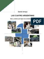 Daniel Arroyo - Las Cuatro Argentinas