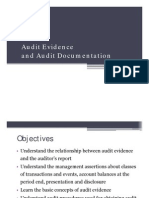 Chapter 4 Audit Evidence Documentation Compatibility Mode