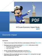 NYC Cruise Economic Impact Study