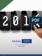 Jumptap - February Mobile STAT Report
