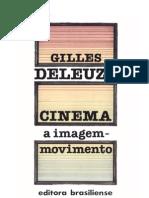 DELEUZE, G i l l Es. Cinema - To