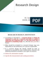 Class_5 Research Designs